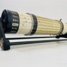 Antigüedades: LOGA CALCULATOR 2.4 M SWISS MADE. Lote 246278645