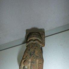 Antigüedades: ANTIGUO LLAMADOR DE HIERRO. Lote 246339435