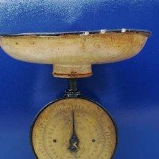 Antigüedades: PRECIOSO PESO DE 15 KG, AÑOS 30, PERFECTO ESTADO. Lote 246485515