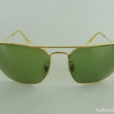 Oggetti Antichi: VINTAGE GAFAS BAUSCH & LOMB RAY BAN MAGNIFICO OBJETO. Lote 246496045