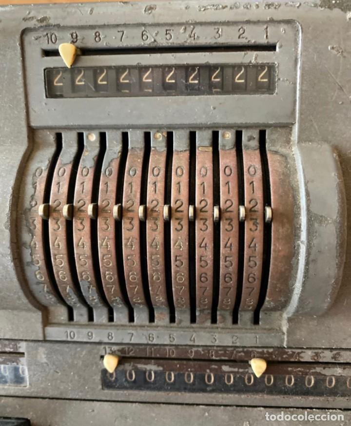 Antigüedades: Aparato de cálculo antiguo - Foto 2 - 246614820