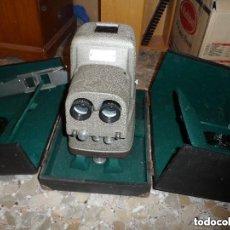 Antigüedades: PROYECTOR DE DIAPOSITIVAS STEREO VIVID TDC MODEL 116 VER FOTOS. Lote 246622565