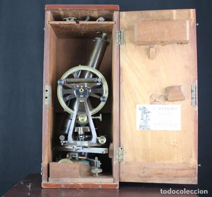 Antigüedades: Teodolito Cooke Troughton & Simms - Foto 2 - 246666050