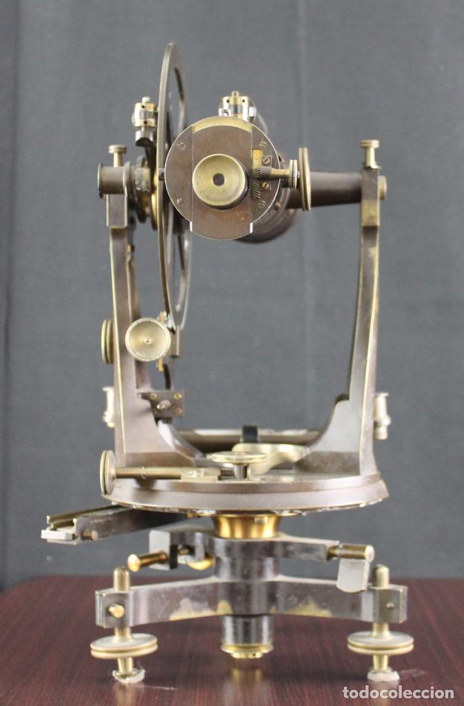 Antigüedades: Teodolito Cooke Troughton & Simms - Foto 8 - 246666050