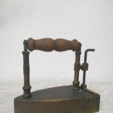 Antigüedades: PLANCHA DE NIQUEL. Lote 246697775