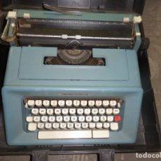 Antigüedades: MAQUINA DE ESCRIBIR - OLIVETTI / STUDIO 46 - DISPONGO DE MAS ANTIGUEDADES / VINTAGE. Lote 246706835