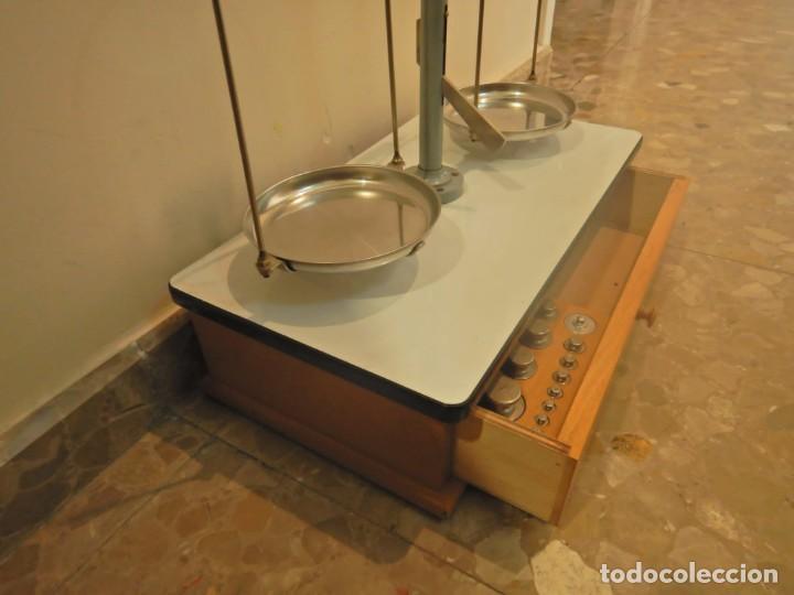 Antigüedades: Balanza de precision joyeria - Foto 2 - 246820435