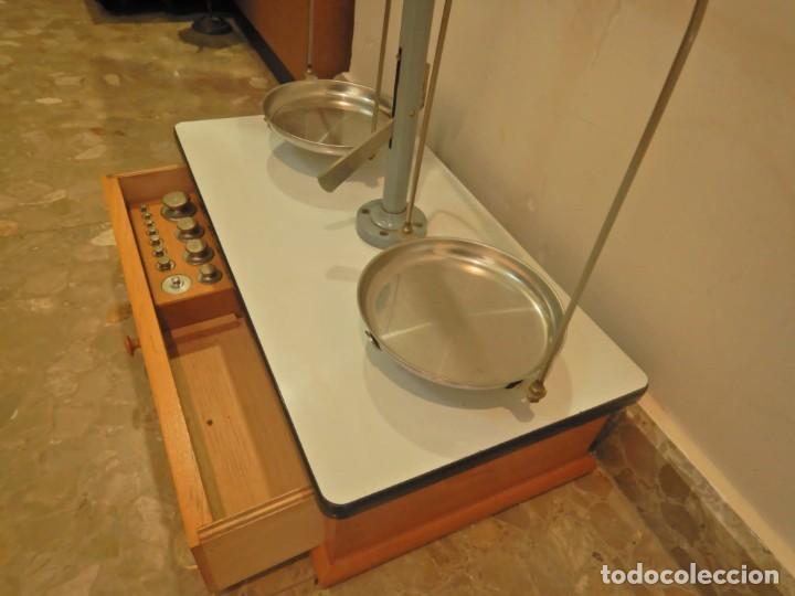 Antigüedades: Balanza de precision joyeria - Foto 4 - 246820435