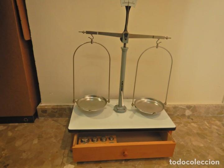 Antigüedades: Balanza de precision joyeria - Foto 10 - 246820435