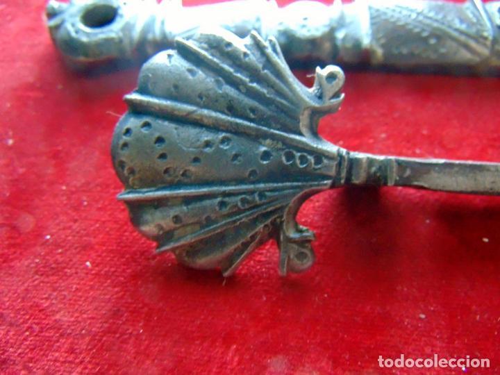 Antigüedades: Espectacular herraje de portón, zoomorfo siglo XVII, hierro forjado completo , ver fotos - Foto 3 - 246935290