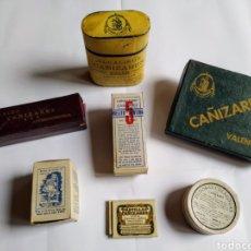 Oggetti Antichi: CAJITAS MEDICAMENTOS CAÑIZARES. Lote 247000985