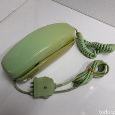 Teléfonos: TELEFONO GONDOLA VERDE.. Lote 247097760