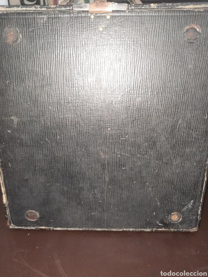 Antigüedades: Remington portable,con su tapa. - Foto 10 - 247116695