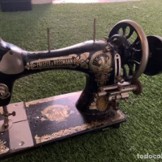 Antigüedades: MÁQUINA COSER FRISTER. Lote 247152225