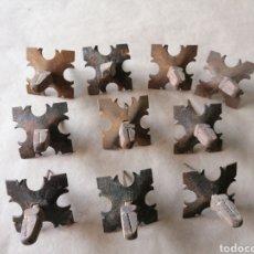 Antigüedades: CLAVOS DE FORJA. Lote 247272705