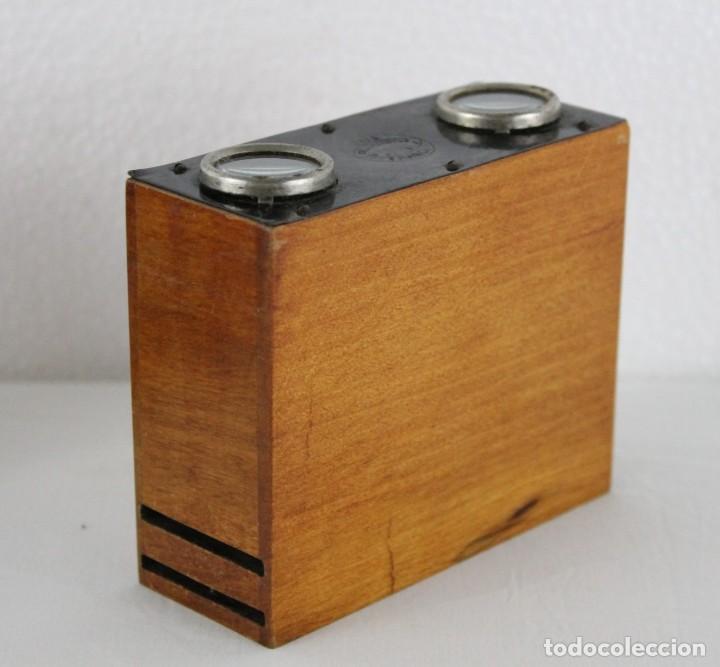 Antigüedades: Visor estereoscopica stereoscope Unis France Paris - Foto 3 - 247355390