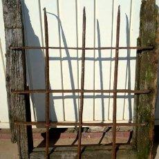 Antigüedades: REJA ANTIGUA DE FRAGUA 10. Lote 247371860