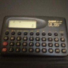 Antigüedades: LA CASIO DC120 DATA CAL ES UNA CALCULADORA ARITMÉTICA PEPETO. Lote 247794400