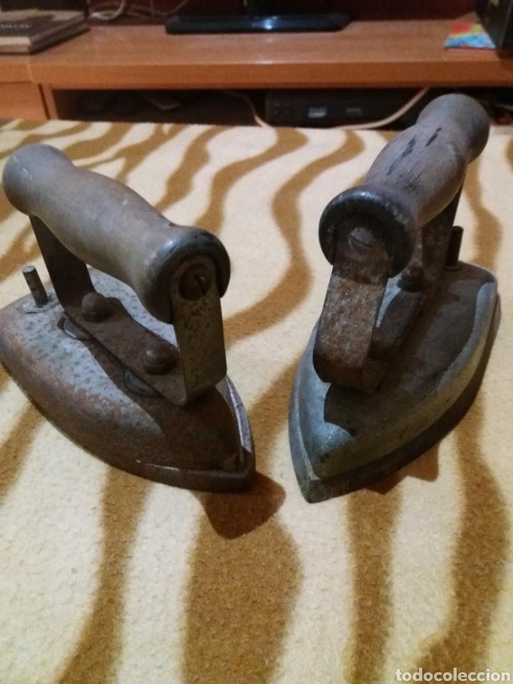 Antigüedades: Planchas antiguas eléctrica - Foto 3 - 247799910