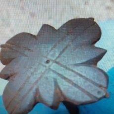 Antigüedades: 11 CLAVOS, DE PUERTA EN HIERRO FORJADO SE. XVLLL. Lote 247919510