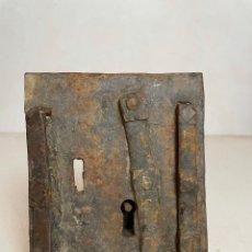 Antigüedades: CERRADURA GÓTICA SIGLO XV. Lote 248031395