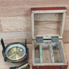 Antigüedades: INSTURMENTO NAVAL MEDIDOR DE DEMORAS. Lote 248224355