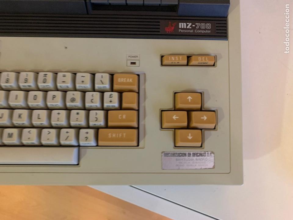 Antigüedades: SHARP 700. Personal Computer. - Foto 10 - 248507305