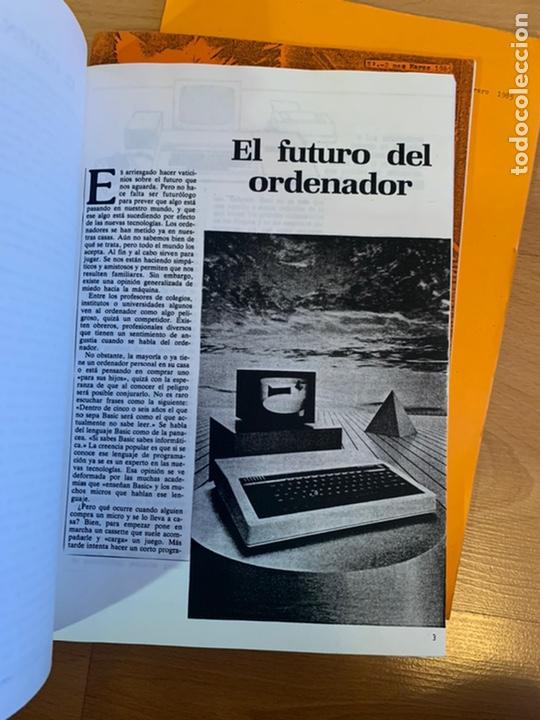 Antigüedades: SHARP 700. Personal Computer. - Foto 18 - 248507305