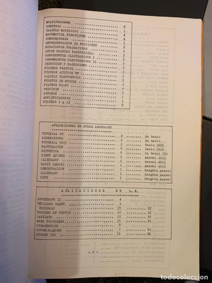 Antigüedades: SHARP 700. Personal Computer. - Foto 23 - 248507305