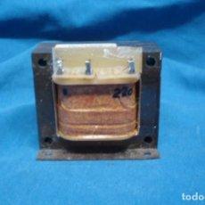 Antigüedades: ANTIGUO TRANSFORMADOR 125/220 A 48 V.. Lote 248625690