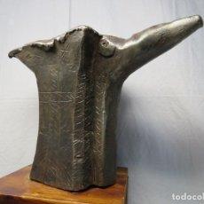 Antigüedades: YUNQUE CRUCES SANTAS VER GRABADOS PRECIOSOS. Lote 248703550