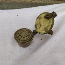Antigüedades: ANTIGUO MEDIDOR PONDERALES SIGLO XIX. Lote 248734835