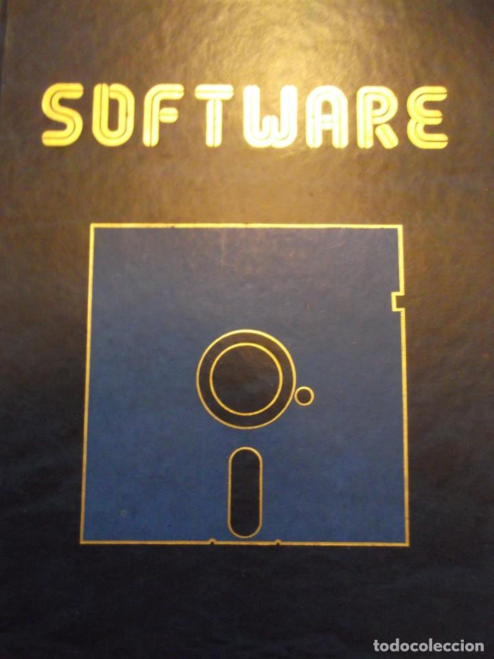 COLECCIÓN COMPLETA SOFTWARE COMO NUEVOS DE 1983 ( CADA TOMO TIENE 13 ) FALTA ENCUADERNAR (Antigüedades - Técnicas - Ordenadores hasta 16 bits (anteriores a 1982))