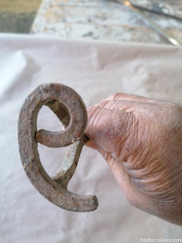 Antigüedades: Hierro de marcar los animales - Foto 2 - 249099065