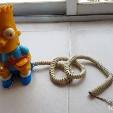 Teléfonos: TELEFONO BART SIMPSON 1990. Lote 249125410