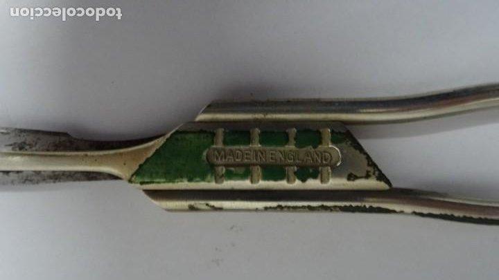 Antigüedades: BISTURI O ESCARPELO SWANN MORTON Plegable - Foto 2 - 249228165