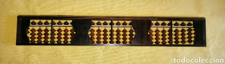 Antigüedades: ABACO JAPONES - SOROBAN - EL ENVIO CERTIFICADO ESTA INCLUIDO. - Foto 2 - 249295965