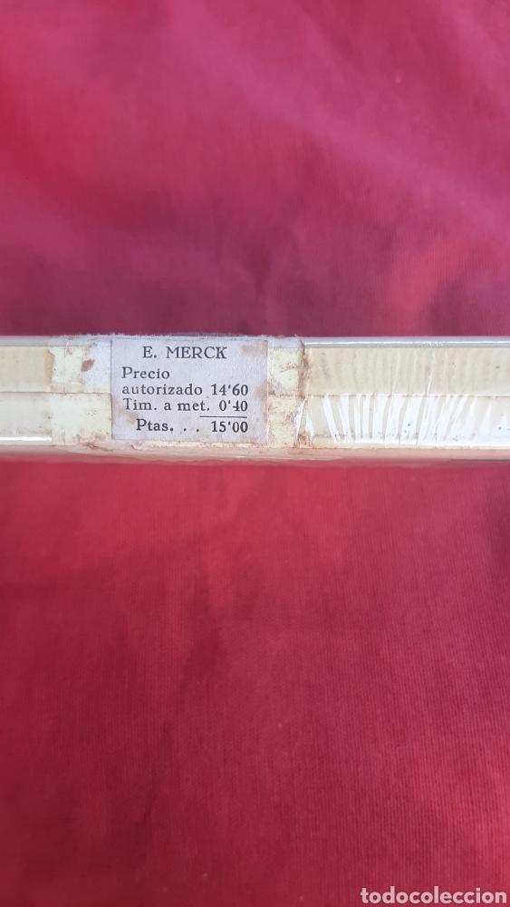 Antigüedades: antigua caja de farmacia - Foto 2 - 249449810