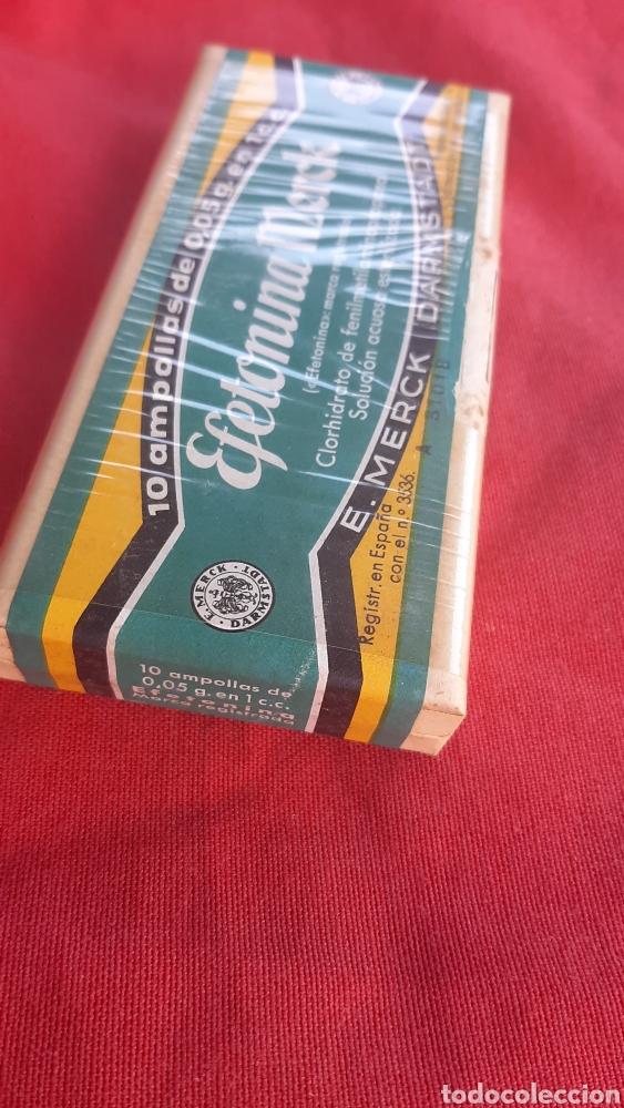 Antigüedades: antigua caja de farmacia - Foto 4 - 249449810