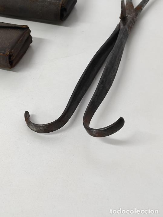 Antigüedades: Estuches Portátiles José Clausolles, Barcelona - Material Medico, Cirugía y Ginecología - S. XIX - Foto 4 - 249541185