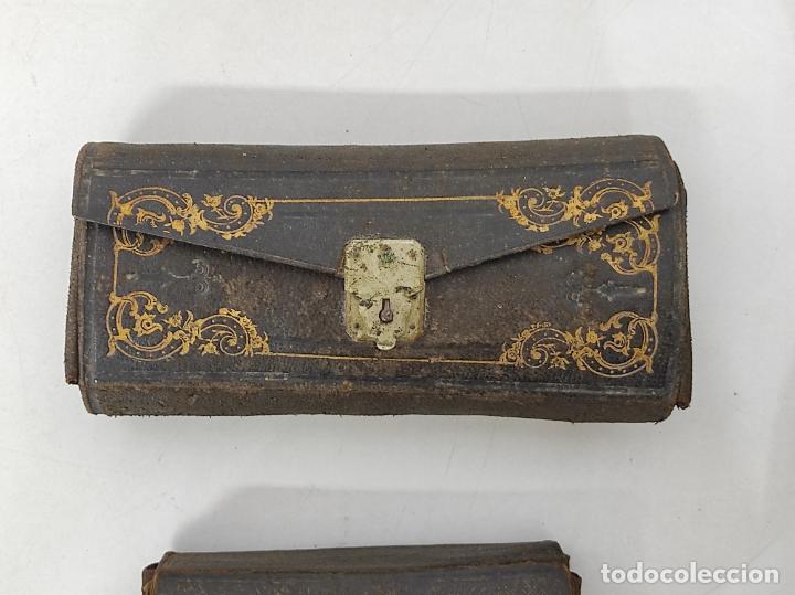 Antigüedades: Estuches Portátiles José Clausolles, Barcelona - Material Medico, Cirugía y Ginecología - S. XIX - Foto 14 - 249541185