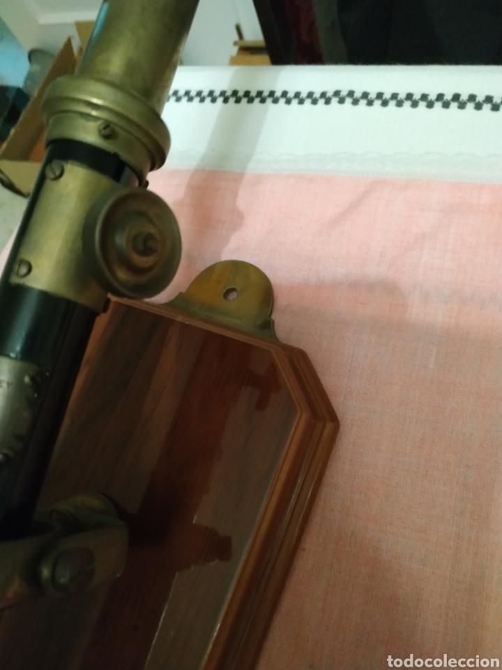 Antigüedades: Barómetro, termómetro de barco - Foto 2 - 249591000