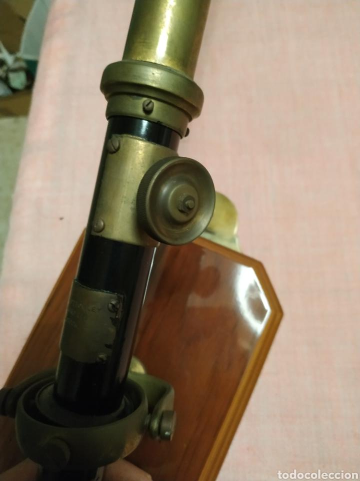 Antigüedades: Barómetro, termómetro de barco - Foto 6 - 249591000