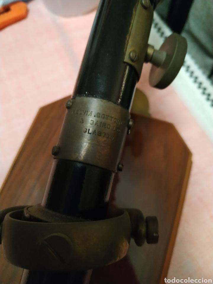 Antigüedades: Barómetro, termómetro de barco - Foto 9 - 249591000