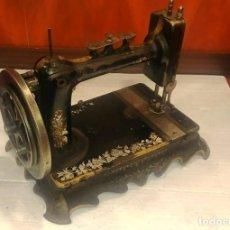 Antigüedades: MÁQUINA COSER NEW-NATIONAL *RARE SEWING MACHINE*. Lote 250339055