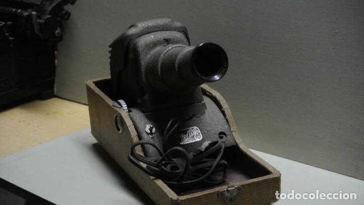 Antigüedades: Antiguo Proyector. Marca Reflex .Chicago - Foto 5 - 251077750