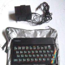 Antiquités: ORDENADOR SINCLAIR ZX SPECTRUM.PERSONAL COMPUTER.MADE IN UK.NO PROBADO.MUCHOS AÑOS GUARDADO EN BOLSA. Lote 251195530