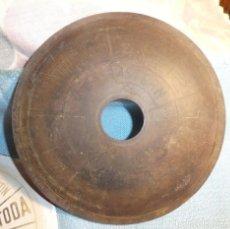 Antigüedades: ESFERA DE TELÉGRAFO DE PUENTE O MÁQUINA. Lote 251415790