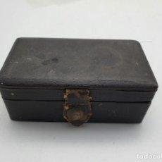 Antigüedades: MAQUINILLA AFEITAR MANUAL GEM, CON SU CAJA ORIGINAL ( VER FOTOS ). Lote 251655440