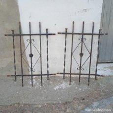 Antigüedades: REJA, PAREJA. Lote 251687635